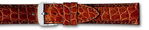 MS825 • Genuine Matte Alligator