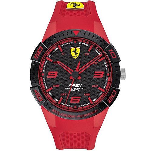 Scuderia Ferrari Apex Black Men's Watch (830748)