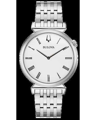 Bulova s Regatta Stainless Steel Watch