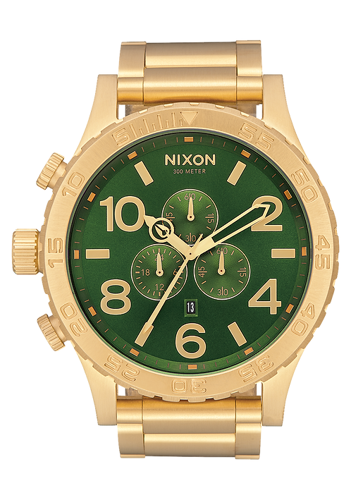 NIXON 51-30 Chrono Watch A083-3416-00