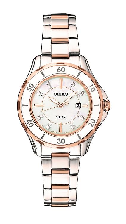 SEIKO Solar Watch SUT341