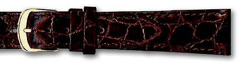 MS717 • Crocodile Grain • Genuine Italian Leather