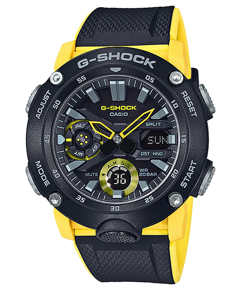 G-SHOCK GA-2000-1A9
