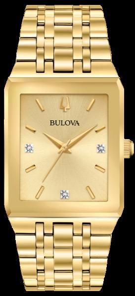 BULOVA QUADRA - 97D120