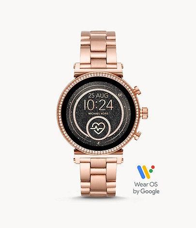 Michael Kors Gen 4 Sofie HR Smartwatch