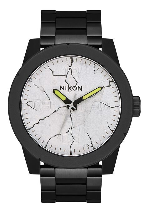 NIXON Corporal Stainless Steel Watch A346-3104-00