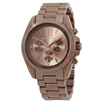 Oversized Bradshaw Chronograph Sable Dial Watch