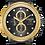 Thumbnail: Citizen Chandler Men's Eco-Drive FB3008-57E Nighthawk Date Watch