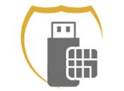 PKI Authenticator token management