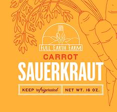 carrot kraut