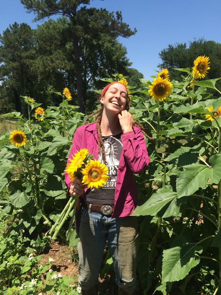 Flower Girl!