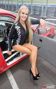 Sarah Darwin Promotional Brand Ambassador