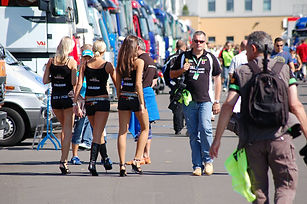 Trackday Grid Girls.jpeg