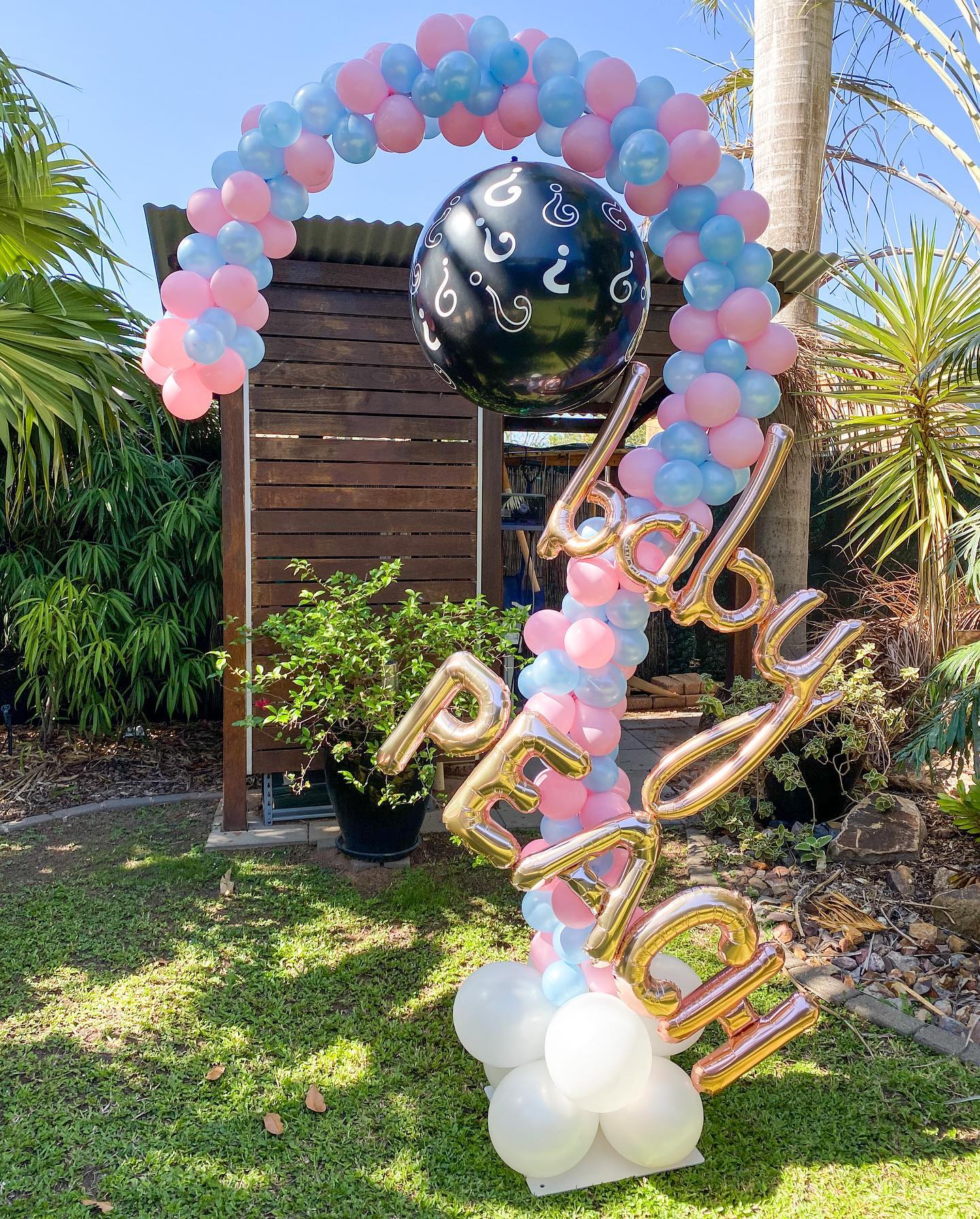 Baby Reveal Balloons