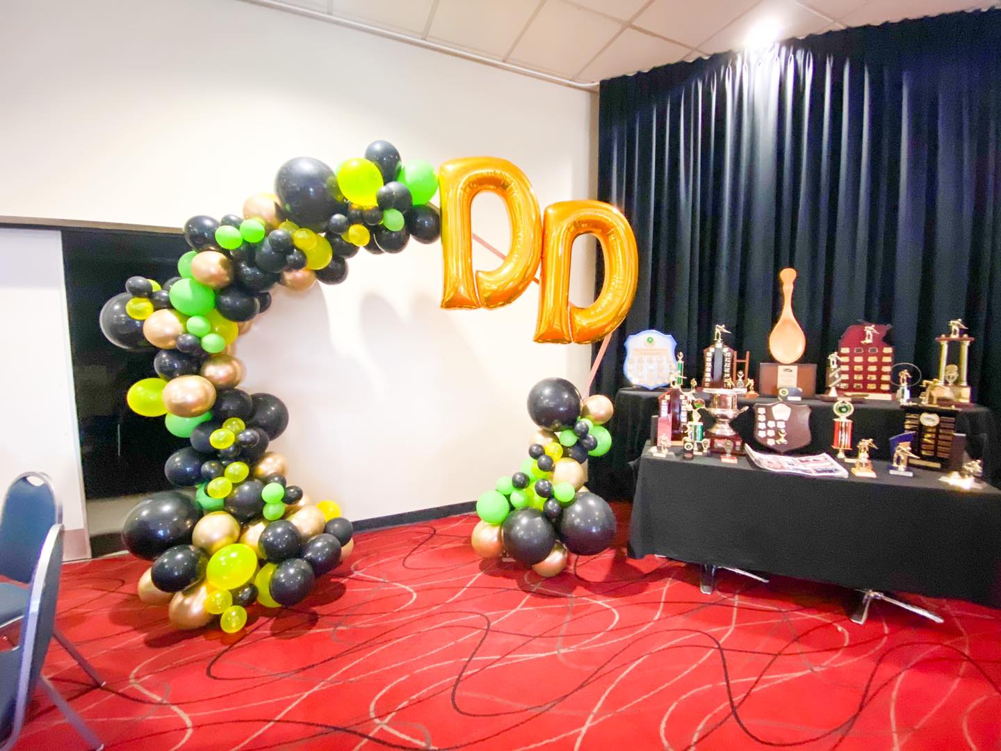 Sports Event Balloons
