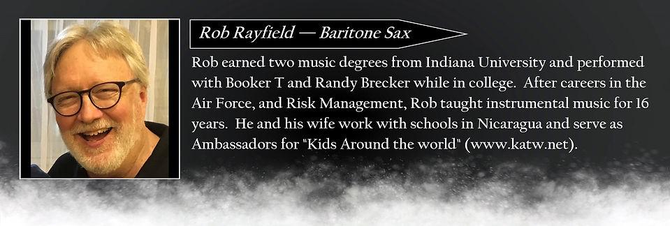Rob Rayfield Bio