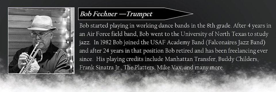 Bob Fechner Bio