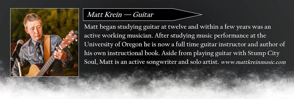 Matt Bio