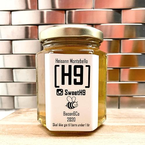 SweetH9 - 250g, Flytende gull på glass