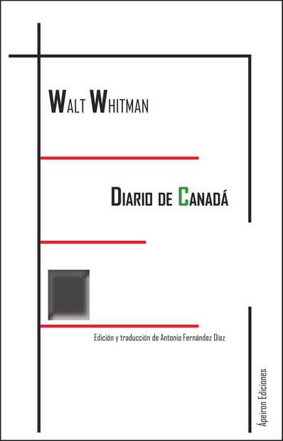 Cómo leer a Whitman. Una nota crítica sobre la influencia de Canadá
