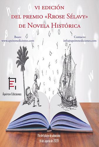 Cartel_-_Sexta_Edición_Premio_de_Novela