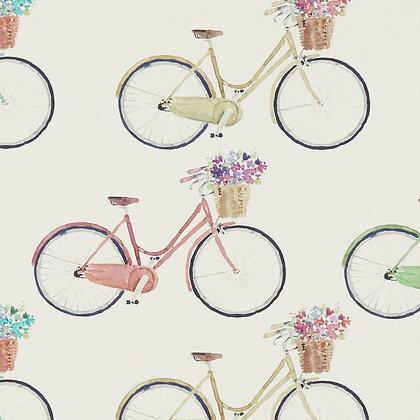 אופני רטרו - 100% כותנה