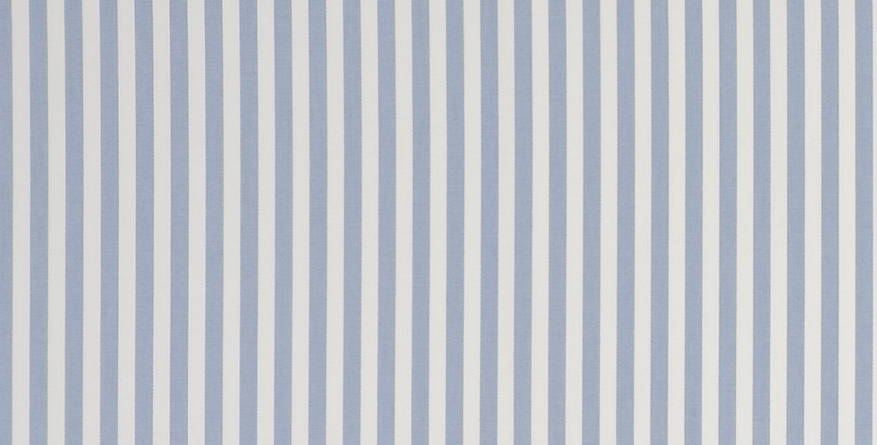 GARDEN STRIPE CHAMBRAY