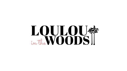 Loulou in the woods