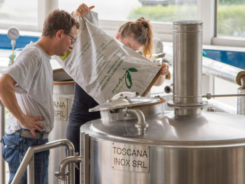 Brewery wins Sustainability Award