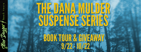 the dana mulder suspense series banner.p