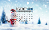 thumb2-4k-january-2020-calendar-snowfall