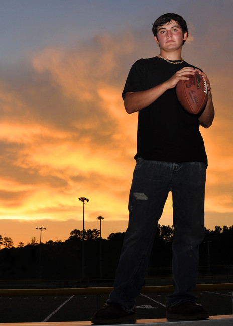 WEST FORSYTH HIGH SCHOOL, FORSYTH COUNTY, SENIOR PICTURES, FOOTBALL
