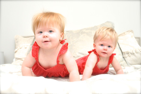 TWIN TODDLER BABY PHOTOGRAPHY, FUN SIBLING PHOTOS