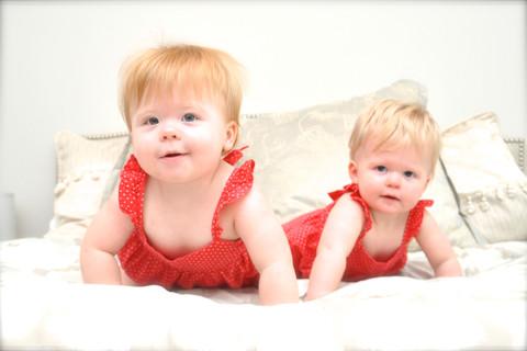 TWIN TODDLER BABY PHOTOGRAPHY, FUN SIBLING PHOTOS