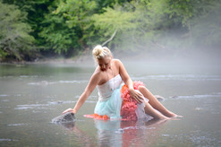 WEST FORSYTH HIGH SCHOOL, FORSYTH COUNTY, SENIOR PICTURES, FOGGY RIVER, IZZY TYLER