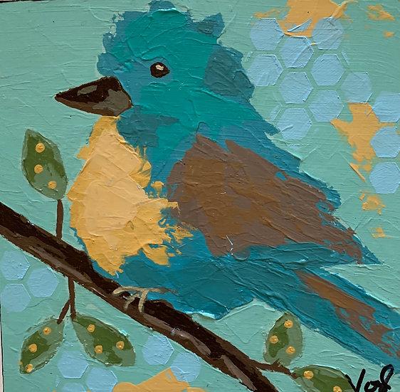 Bluebird of Happiness 3