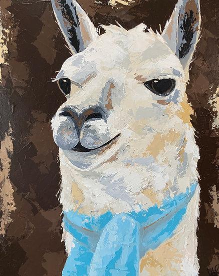 Regal Llama