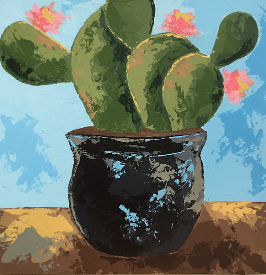 Potted Cacti 1