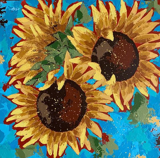 Sunny Flowers 1