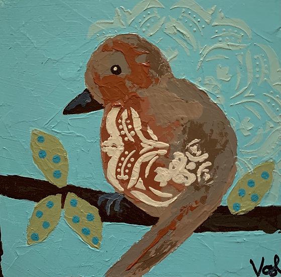Fancy Bird 1