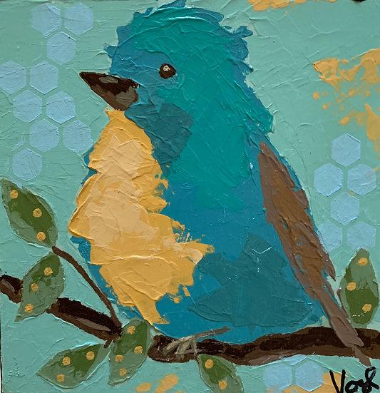 Bluebird of Happiness 2