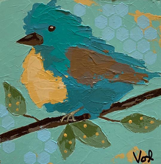 Bluebird of Happiness 1