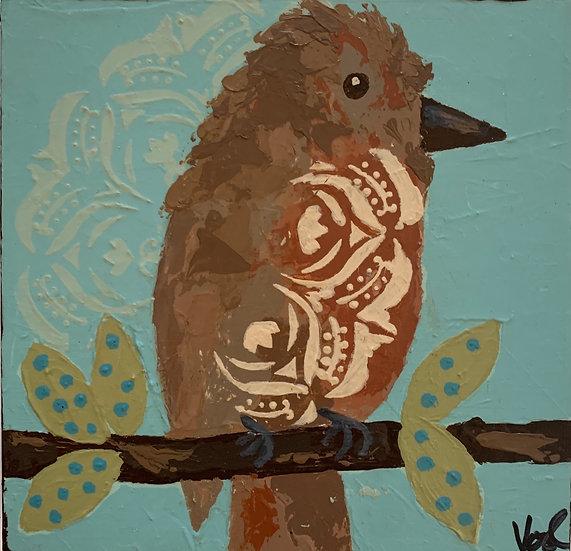 Fancy Bird 4