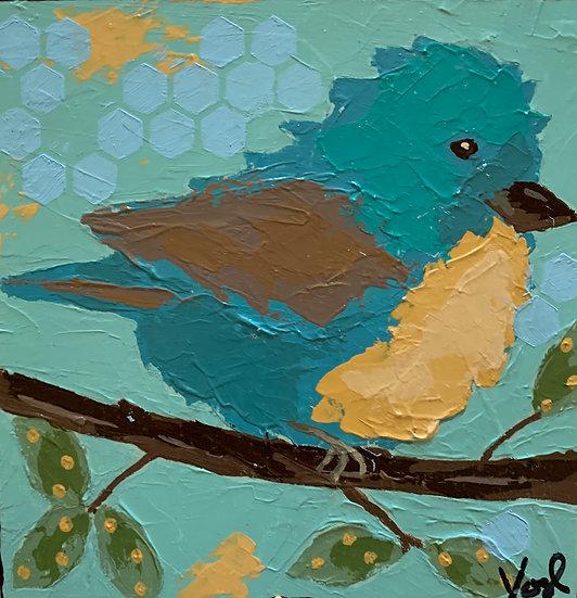 Bluebird of Happiness 4