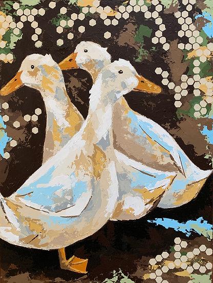 Dodging Ducks