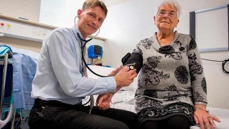WORLD-FIRST HYPERTENSION TREATMENT A SUCCESS