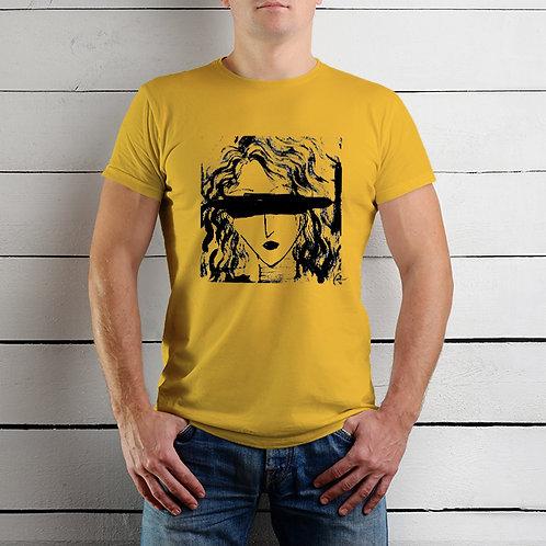 The Unknown : Men's Cotton T-shirt