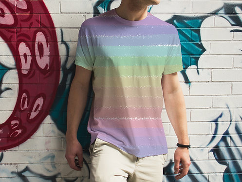Pastel Me - Men's All Over Printed T-shirt