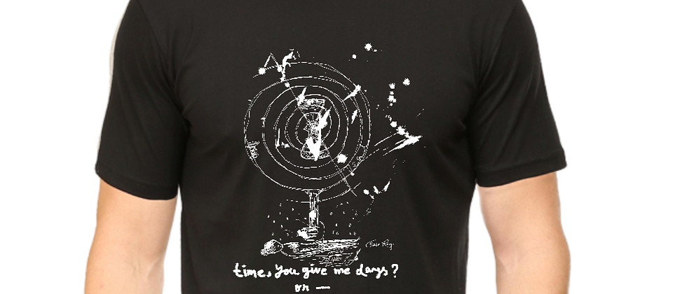 Tiasa Creates : Men's Cotton T-shirt