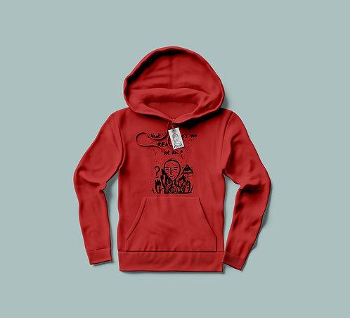 Tiasa Creates : Unisex Hooded Sweatshirt
